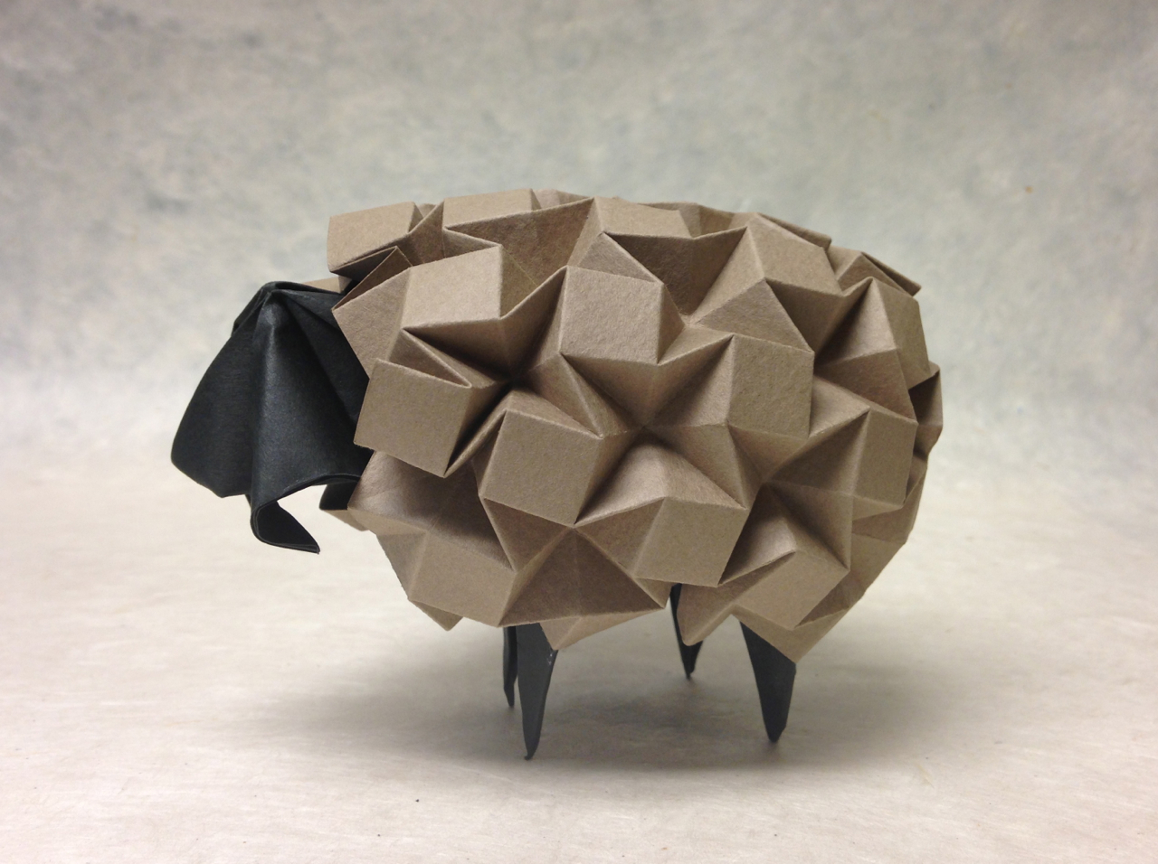 Origami Sheep Gallery Handicraft Ideas Home Decorating