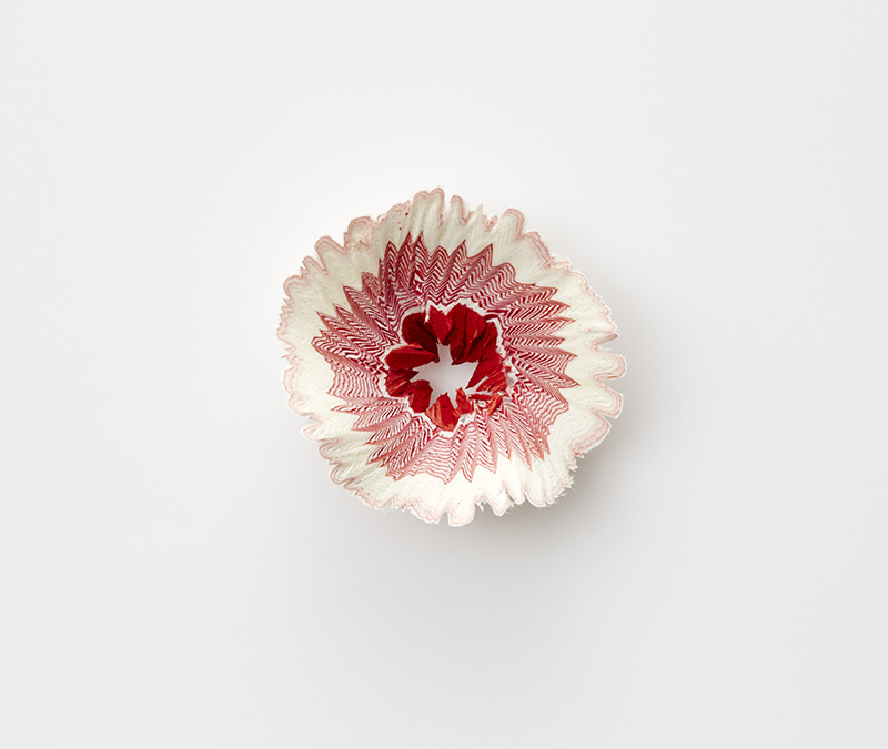 Tiny paper flowers weburndaylight these pencil shavings are only about 15mm 40mm in diameter but a close look reveals individual shavings made of thinly sliced multi layered paper mightylinksfo