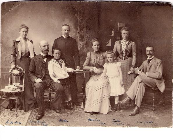 mijn familie 1902